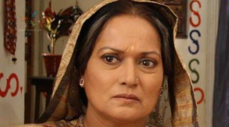 Actress Himani Shivpuri booked for allegedly cheatingproducer