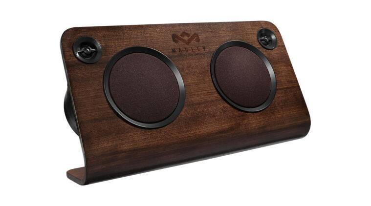 House of Marley, House of Marley Get Up Stand Up Review, House of Marley Get Up Stand Up, best Bluetooth speaker, wood bluetooth speaker, house of marley India, technology news