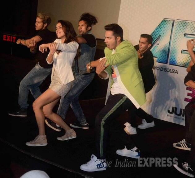 Varun Dhawan, Shraddha Kapoor, ABCD 2, Varun Dhawan dance, Dance India Dance, Govinda, Terence Lewis, bollywood, entertainment