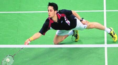 A chance for Parupalli Kashyap to makeamends