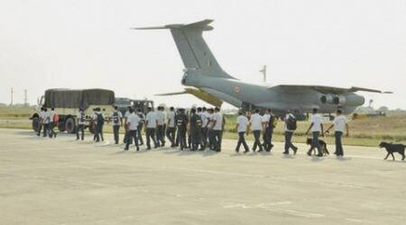 India intensifies rescue efforts