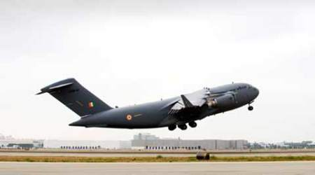 IAF rescue plane brings home over 350 Indian nationals from Yemen