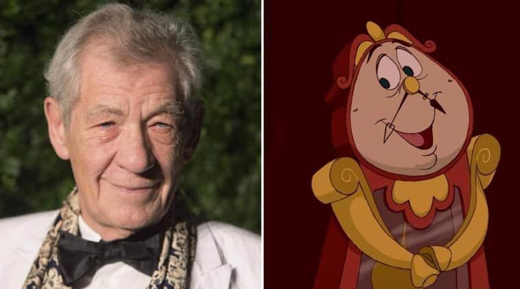 Ian McKellen, Beauty and the Beast
