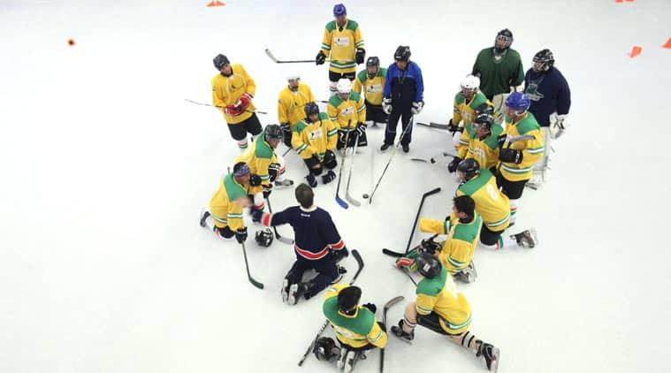 Indian Ice Hockey Team, Ice Hockey, Ice Hockey Team, Indian Ice Hockey, Indian sports, Sports News, Sports, Ice Hockey News