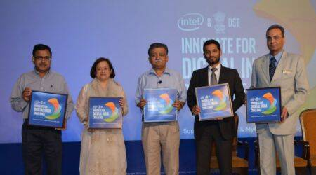 Intel-DST announce 'Innovate for Digital India' contest