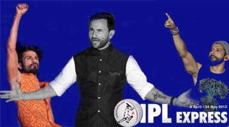 IPL 8 opening ceremony, IPL opening ceremony, IPL 2015 opening ceremony, Indian Premier League, IPL 2015, IPL 8, Saif Ali Khan, Cricket News, Cricket