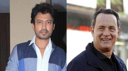 Irrfan Khan in Budapest for 'Inferno', meets 'wonderful' Tom Hanks