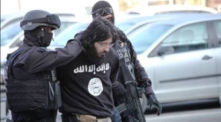 Youth suspected of joining Islamic State arrested by US security