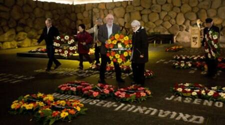 Israel marks Holocaust memorial day with ceremonies