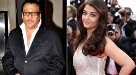 Jackie Shroff, Aishwarya Rai Bachchan, Jazbaa
