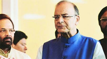 Arun Jaitley says Tulsi playing games, then takes it back