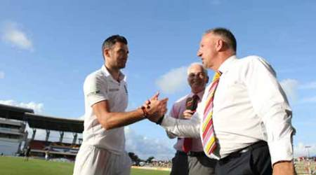 Anderson surpasses Botham to become England's leading wicket-taker in Tests