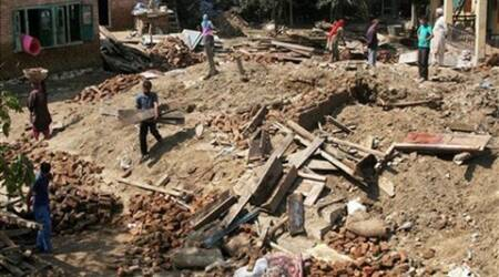 Seven feared dead in house collapse in Jammu and Kashmir