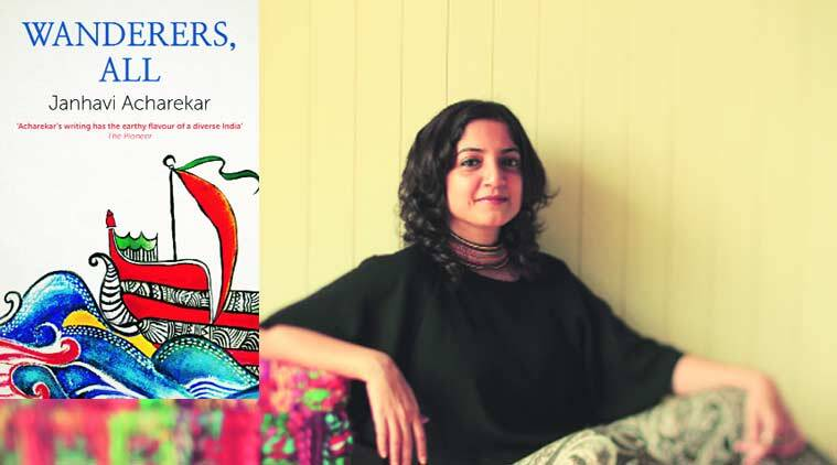 talk, mumbai talk, book, Wanderers All, Janhavi Acharekar, historical fiction, Goan coastline, 20th Century Bombay