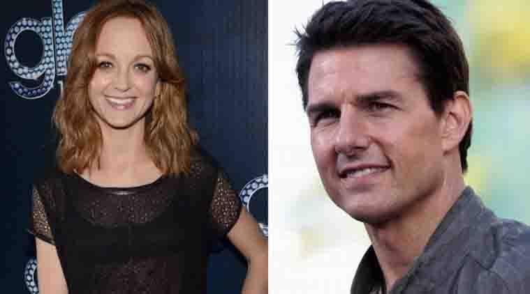 Jayma Mays, Tom Cruise