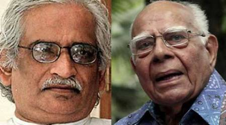 Babus come under fire from Jethmalani,Dhavan