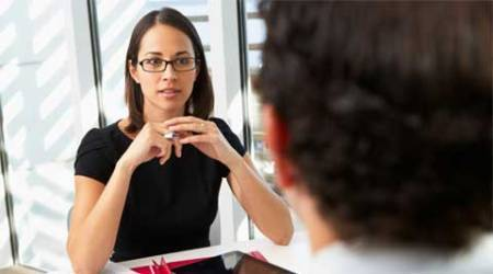 Here's what not to do during a jobinterview
