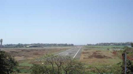 ONGC operations at Juhu airport affected for 3 hours as fire engine stuck on main runway