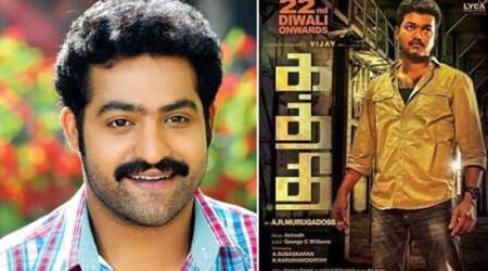 Junior NTR, Kaththi