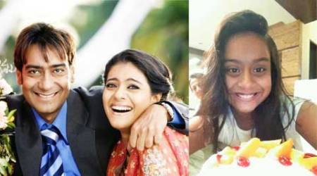 kajol, ajay devgn, kajol ajay devgn daughter, nysa, kajol daughter, kajol nysa, ajay devgn nysa, ajay devgn daughter, nysa birthday, ajay devgn daughter birthday, kajol daughter birthday, kajol news, ajay devgn news
