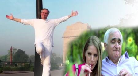 Watch Video: Kal Ho Na Ho with Mr & Mrs German Ambassador & Mr Khurshid