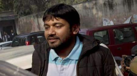 Kanhaiya kumar, JNU, JNUSU, JNUSu president , JNUSU president kanhaiya kumar, Umar Khalid, threat letter against kanhaiya kumar, india news