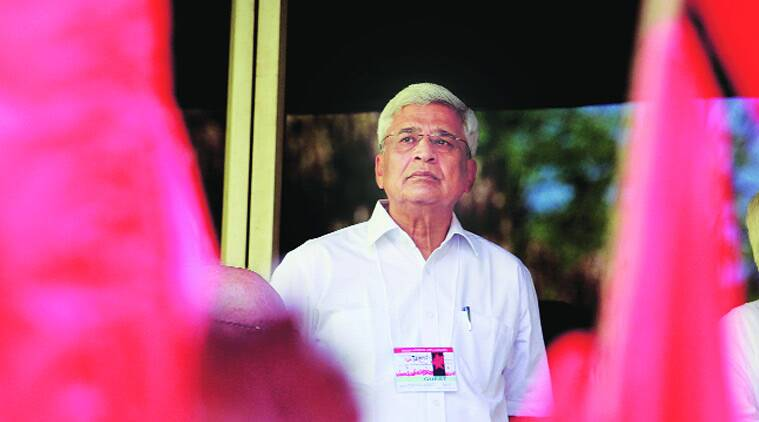 CPM, BP, RSS, Prakash Karat