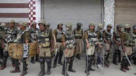 Uneasy calm engulfs Kashmir valley post Narbalfiring