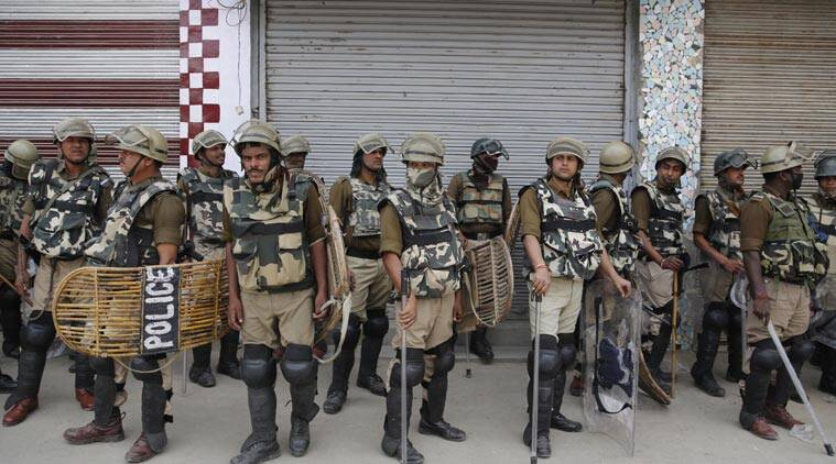 Kashmir unrest, Kashmir protests, Kashmir violence, CRPF, Kashmir CRPF, Kashmir news, india news, latest news, indian express