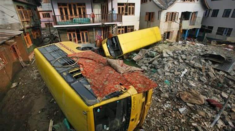 kashmir floods, kashmir flood victims, kashmir government, kashmir legislative assembly