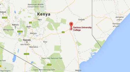 Gunmen attack Garissa university in eastern Kenya, two dead