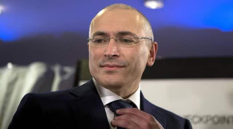 Russian former oil tycoon Mikhail Khodorkovsky. (Source: Reuters)