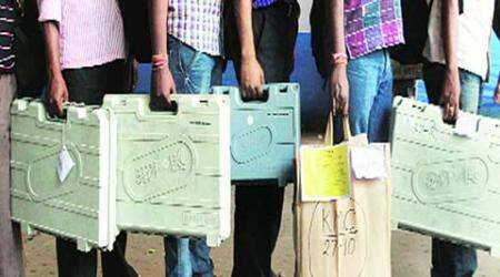 KMC elections today, central forces, drones to keep watch