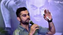 Learning the ropes and also getting calmer: Kohli