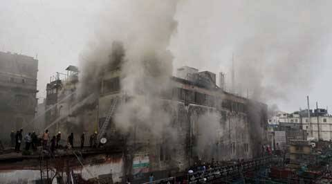 Kolkata, kolkata fire, kolkata new market, new market fire, kolkata fire new market, fire new market, India News