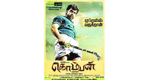Tamil film, Komban, Lakshmi Menon, tamil movie, cinema, national news, nation news, india news
