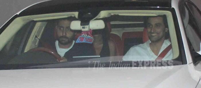 Abhishek Bachchan, Kunal Kapoor