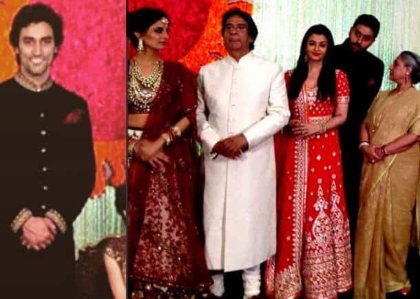Naina Bachchan, Aishwarya Rai, Kunal Kapoor