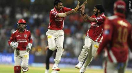 IPL 8, Indian Premier League, KXIP MI, MI KXIP, George Bailey, Bailey KXIP, KXIP Bailey, Harbhajan Singh, Cricket News, Cricket