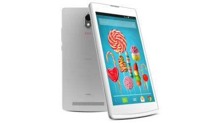 Lava Iris alfa L at Rs 8,000