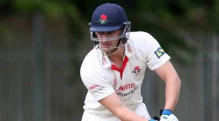 Lancashire lad Liam Livingstone smashes 350, world record