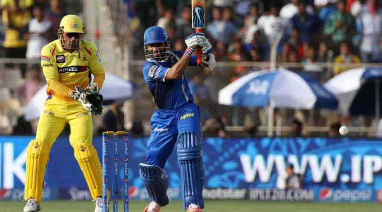 IPL 8: RR thrash CSK by 8 wickets