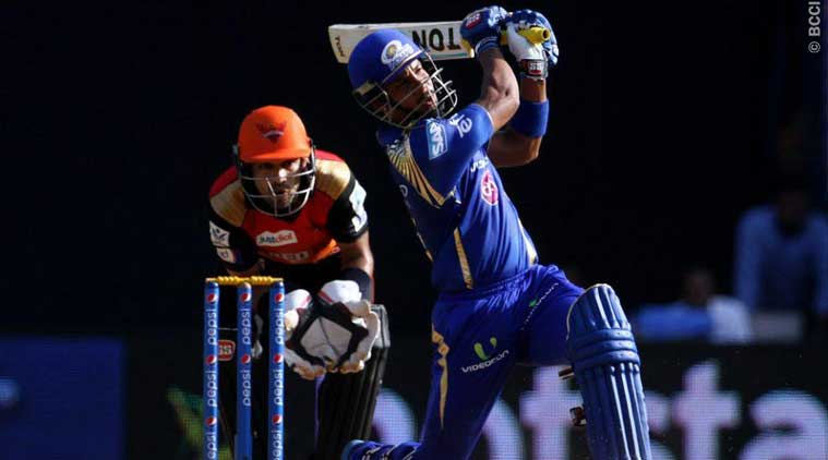 MI win thriller, beat SRH by 20 runs