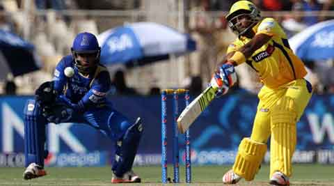 IPL live score, CSK v RR: RR stable in chase against CSK