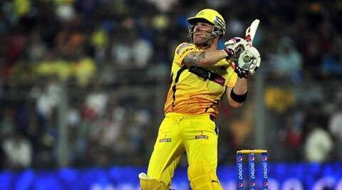IPL live score, CSK v RR: CSK lose top-three in a hurry against RR