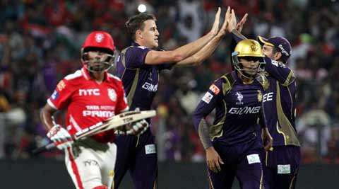 IPL Live Score, KKR vs KXIP: KXIP rebuild with Maxwell, Bailey against KKR
