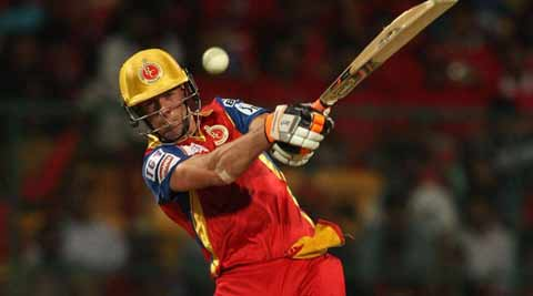 IPL Live Score, RCB vs MI: Ab de Villiers gives RCB hope in chase of 210 against MI