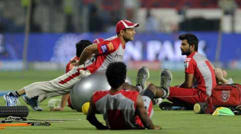 IPL 2015, KXIP vs RR, Live Cricket Score: Virender Sehwag-led KXIP win toss, elect bowl first againstRR