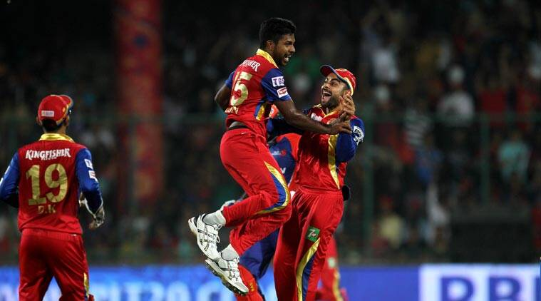 Gayle, bowlers fashion big win for RCB