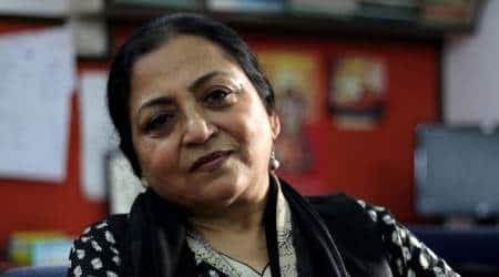 SC quashes activist Madhu Kishwarwarrant